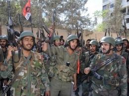 Quân đội Syria tấn công tổng lực tại khu vực thủ đô