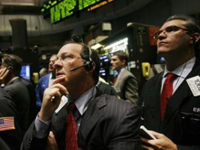 Chứng khoán Mỹ giảm sau phát biểu của chủ tịch ECB
