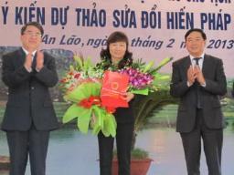 Hải Phòng: Huyện An Lão có Phó chủ tịch UBND mới