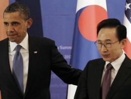 Tổng thống Mỹ Obama cam kết bảo vệ Hàn Quốc trước Triều Tiên