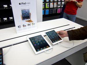 Apple đón nhận xu hướng lấn át của tablet cỡ nhỏ