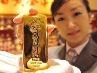 Trung Quốc tiêu thụ hơn 832 tấn vàng năm 2012