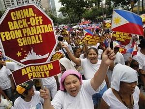 EU ủng hộ Philippines kiện Trung Quốc ra tòa Liên Hợp Quốc