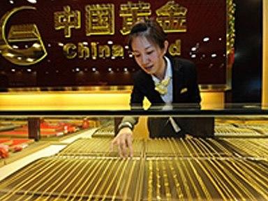 Giá vàng châu Á phục hồi từ mức thấp nhất 6 tháng