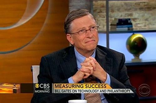 Bill Gates thừa nhận sai lầm của Microsoft ở mảng di động
