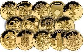 Tập đoàn vàng xu của Anh tái sản xuất tại Ấn Độ sau gần 100 năm