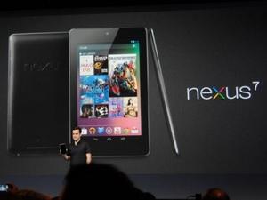 Doanh số Nexus 7 của Google vẫn kém iPad mini và Kindle Fire