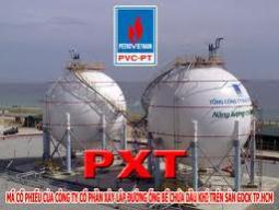 PXT dự kiến lợi nhuận năm 2013 giảm 70% so với 2012