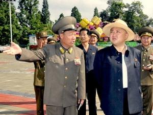 Ông Kim Jong-un thị sát đơn vị tên lửa phòng không