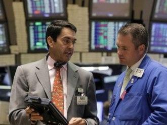 Chứng khoán Mỹ giảm mạnh sau biên bản họp Fed