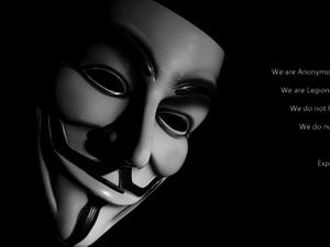 Nhóm tin tặc lừng danh Anonymous cũng bị hack