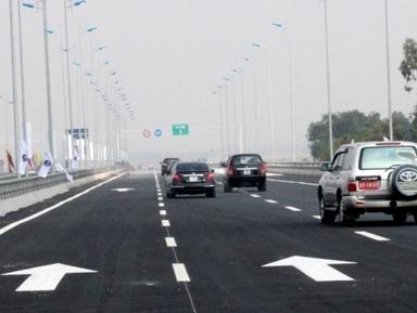 Yêu cầu công bố suất đầu tư xây dựng đường cao tốc