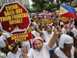 Philippines tuyên bố tiếp tục vụ kiện bất chấp phản đối của Trung Quốc