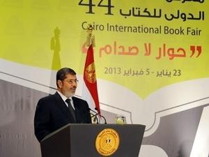 Ai Cập quyết định bầu cử quốc hội vào ngày 22/4