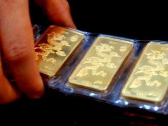 Vàng giao dịch tại 45 triệu đồng/lượng đầu tuần