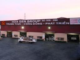 HSG thành lập chi nhánh Chương Mỹ - Hà Nội