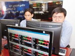 Thị trường giảm mạnh có thể do giải chấp