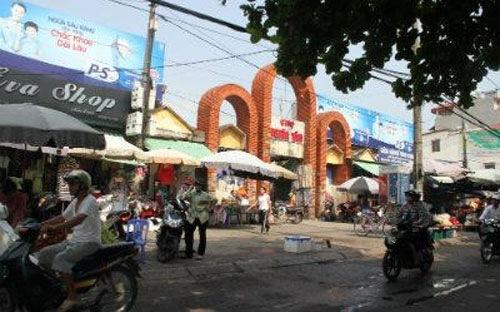 Dự án xây mới chợ Nghĩa Tân, Cầu Giấy sẽ tạm dừng
