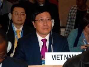 Khai mạc khóa họp thứ 22 Hội đồng Nhân quyền Liên Hợp Quốc