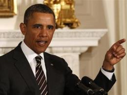 Tổng thống Obama cảnh báo quốc hội dừng chương trình cắt giảm chi tiêu