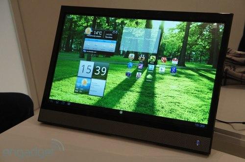 Acer ra mắt tablet Android màn hình 21,5 inch siêu lớn
