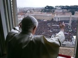 Giáo hoàng Benedict XVI sẽ được phong hiệu Đức giáo hoàng danh dự của Vatican