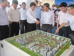 Năm 2013 sẽ xây 3 triệu m2 sàn nhà ở xã hội