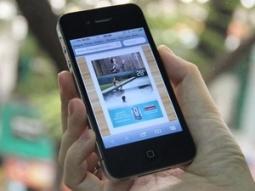 Người dùng smartphone không quan tâm với quảng cáo?