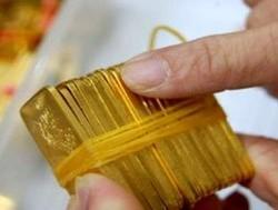 Rà soát các điểm giao dịch vàng miếng
