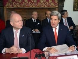 Ngoại trưởng Mỹ dừng chân tại Thổ Nhĩ Kỳ trong chuyến công du đầu tiên