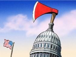Kinh tế Mỹ: Chờ đợi búa rìu