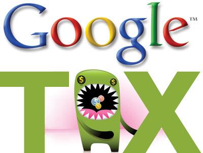 Google cực lực phản đối luật đòi thu bản quyền