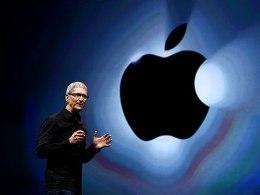 Cổ phiếu Apple giảm thấp nhất 7 tháng