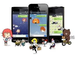 Tại sao Line dẫn đầu thị trường ứng dụng liên lạc miễn phí Việt Nam?