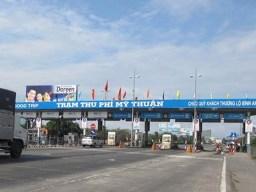 Hoàn 279 tỷ đồng cho nhà đầu tư trả lại quyền thu phí trạm Mỹ Thuận