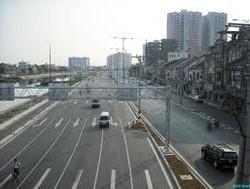 Nhà thầu khởi kiện chủ đầu tư dự án đại lộ Đông-Tây, TPHCM