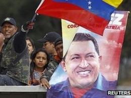 Cuba tuyên bố để tang tổng thống Chavez