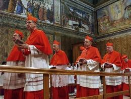 Vatican ấn định ngày bầu cử Giáo hoàng mới