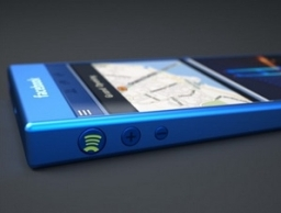 Tiết lộ thông tin mới về mẫu điện thoại Facebook
