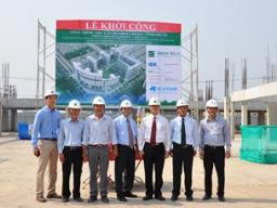 HBC khởi công 2 dự án tổng giá trị khoảng 185 tỷ đồng