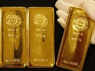 Nhập khẩu vàng Trung Quốc từ Hong Kong giảm hơn 50% trong tháng 1