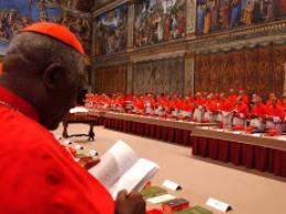 Vatican tổ chức các vòng đàm phán cuối cùng trước bỏ phiếu