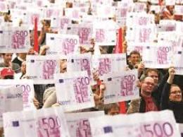1/4 dân số Đức muốn rời eurozone