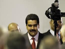 Ông Maduro chính thức ứng cử tổng thống Venezuela