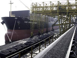 Chỉ xuất khẩu 4-5 triệu tấn than kể từ năm 2015