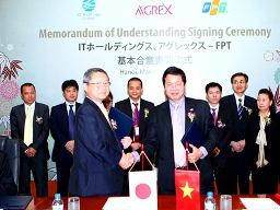 FPT Software và đối tác Nhật Bản thành lập liên doanh BPO toàn cầu
