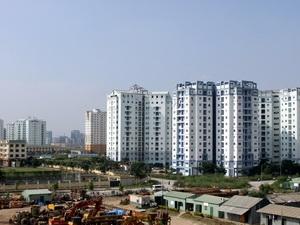 Dự án tái định cư tập trung của Hà Nội chậm tiến độ