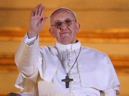 Hình ảnh giáo hoàng mới của Vatican