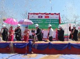 Hoàng Anh Gia Lai chi 80 triệu USD xây sân bay tại Lào