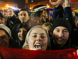 Người dân châu Mỹ Latinh ăn mừng Giáo hoàng Francis I